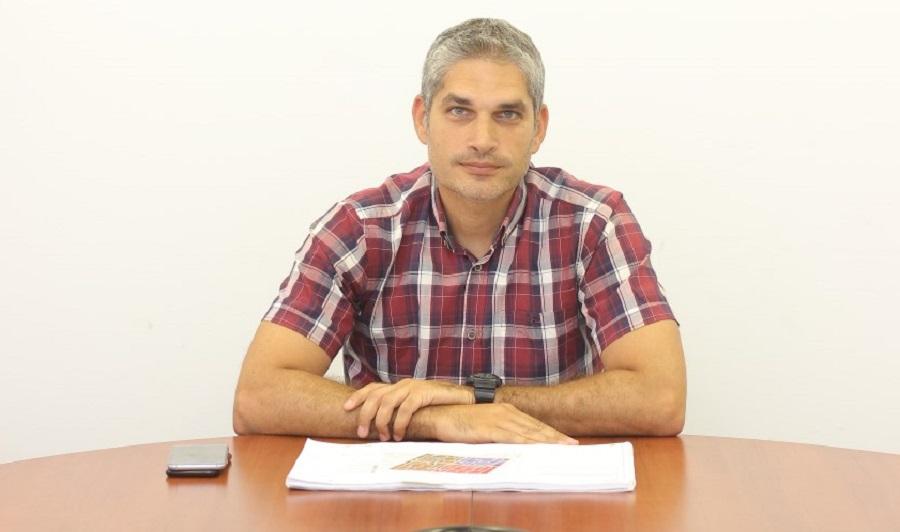 أحمد المفتي المدير العام التجاري لشركة بورسعيد للتنمية الصناعية