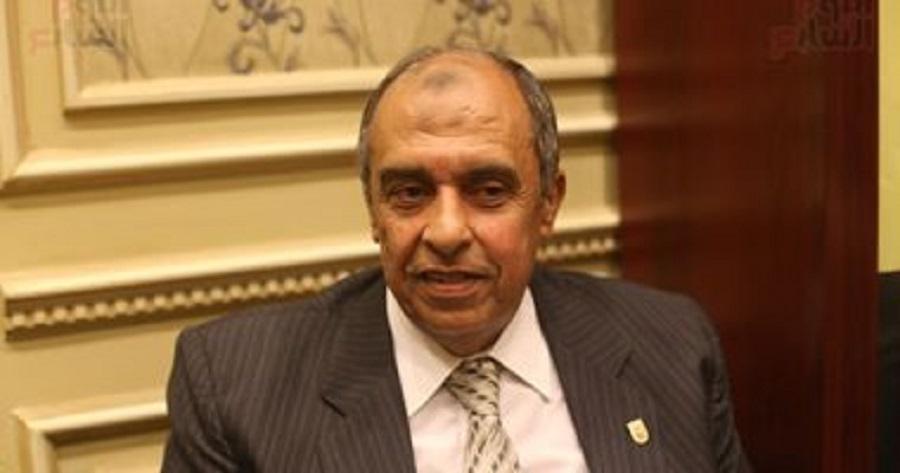 الدكتور عز الدين أبوستيت وزير الزراعة واستصلاح الأراضي
