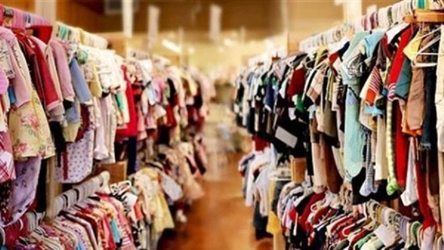 صادرات الملابس الجاهزة