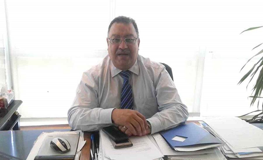 محمد ماهر رئيس مجلس إدارة جمعية ايكما