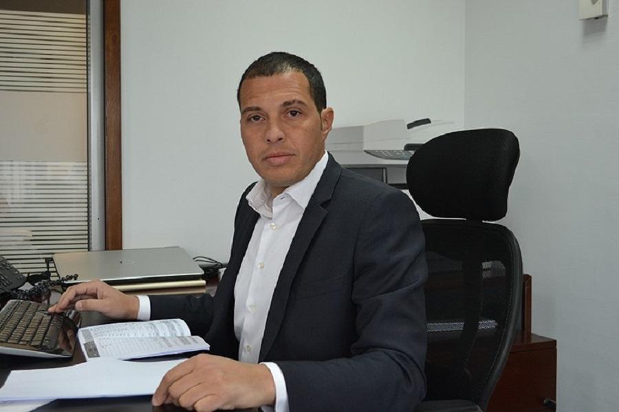 طارق عبدالرحمن الرئيس التنفيذى المشارك لشركة بالم هيلز للتعمير