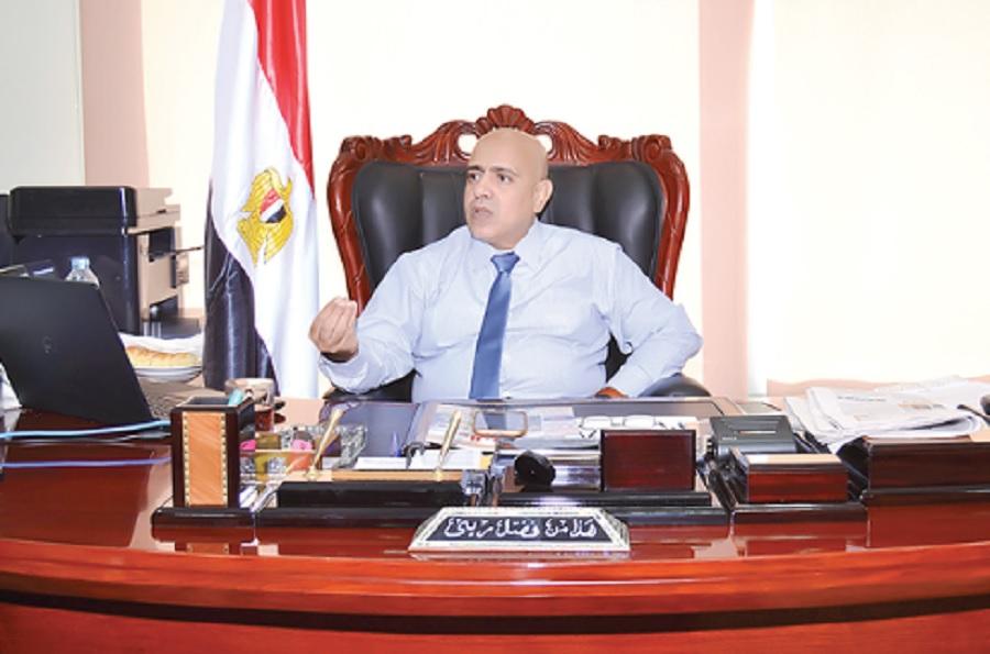 عادل فطوري العضو المنتدب لسركة وثاق للتأمين التكافلي – مصر