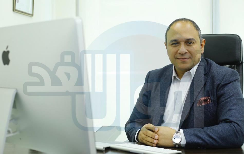 هاني فكري، نائب العضو المنتدب لشركة نتورك إنترناشيونال أفريقيا
