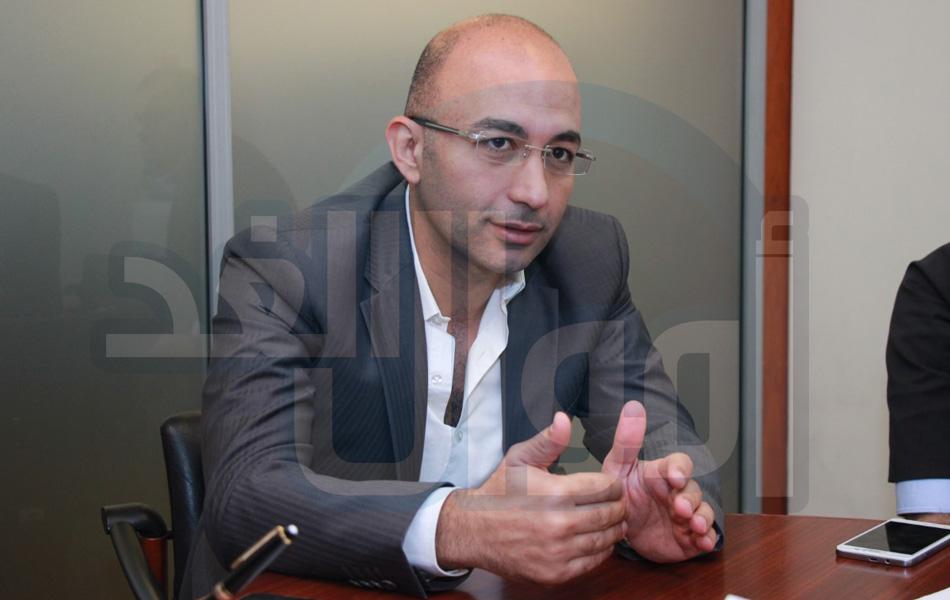 المهندس ياسر شاكر، الرئيس التنفيذي لشركةأورنچمصر