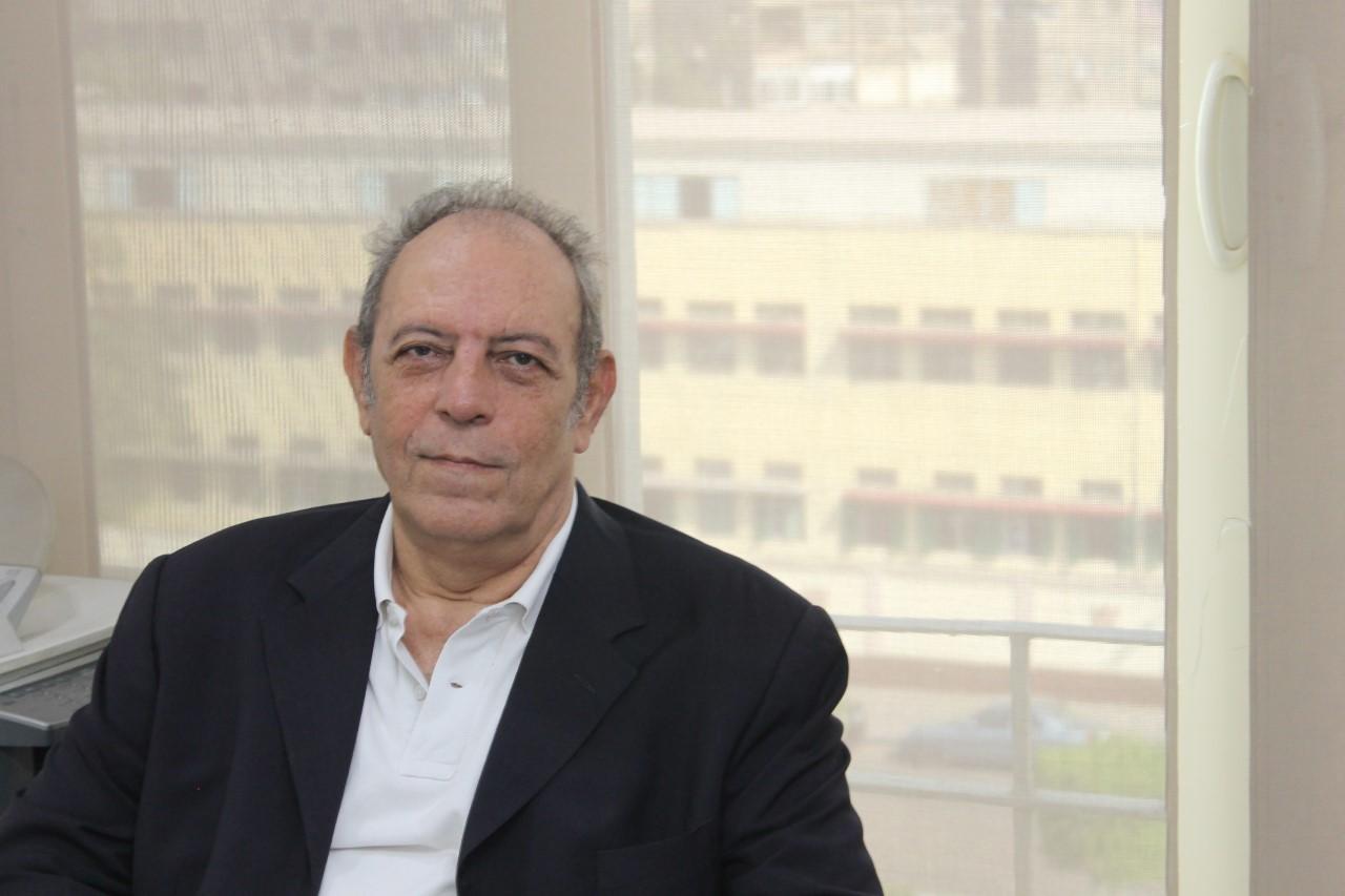 المهندس حسام نصار، الرئيس التنفيذى لشركة ريدكون للتعمير