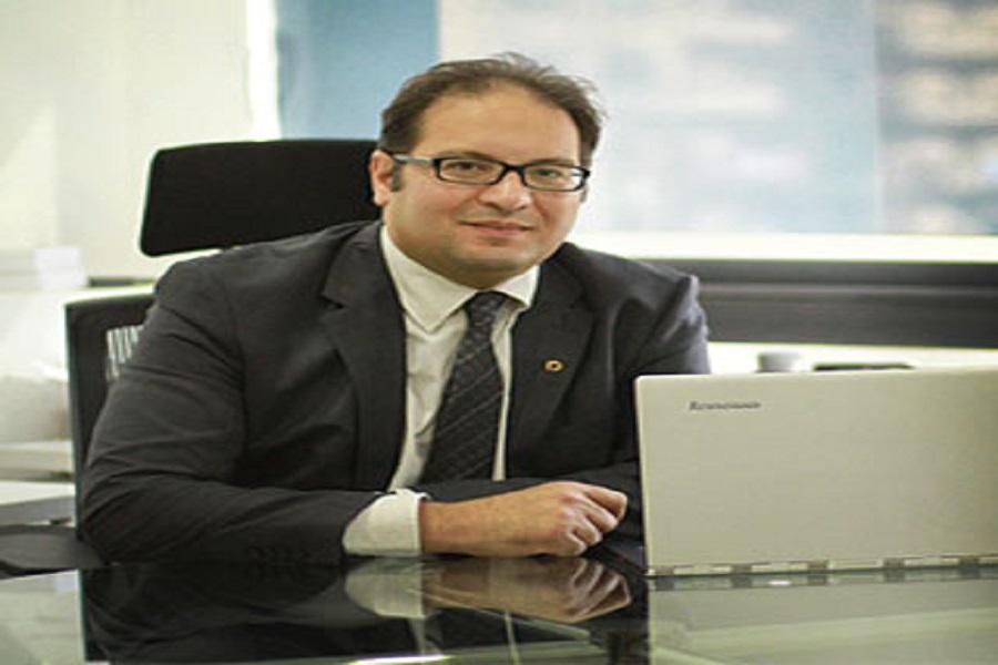 هاشم القاضي، مدير القطاع التجاري بشركة ليفنج ياردز للتطوير العقاري