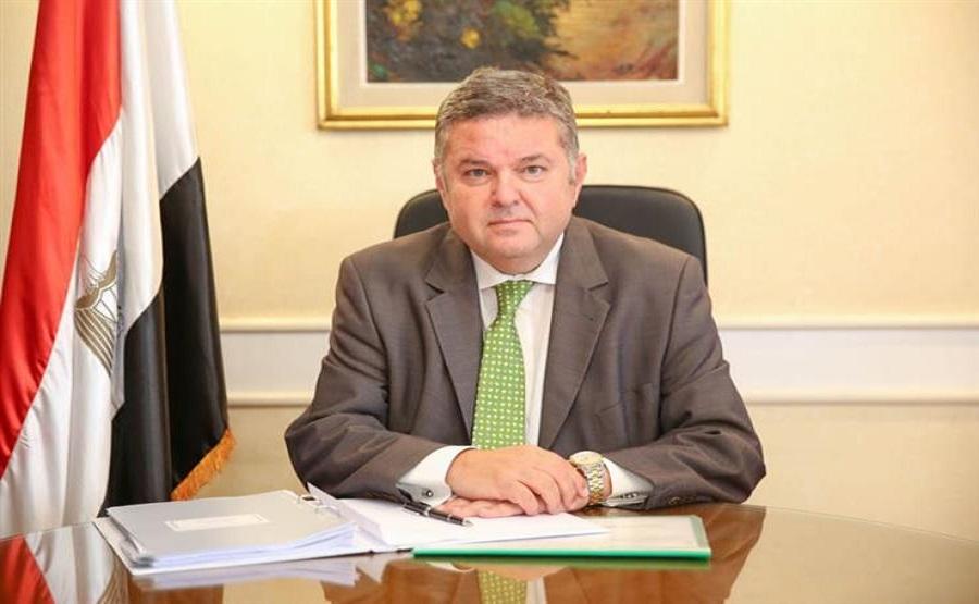 وزير قطاع الأعمال