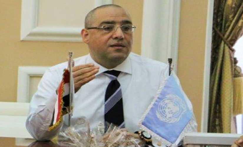 عاصم الجزار - وزير الإسكان والمرافق والمجتمعات العمرانية