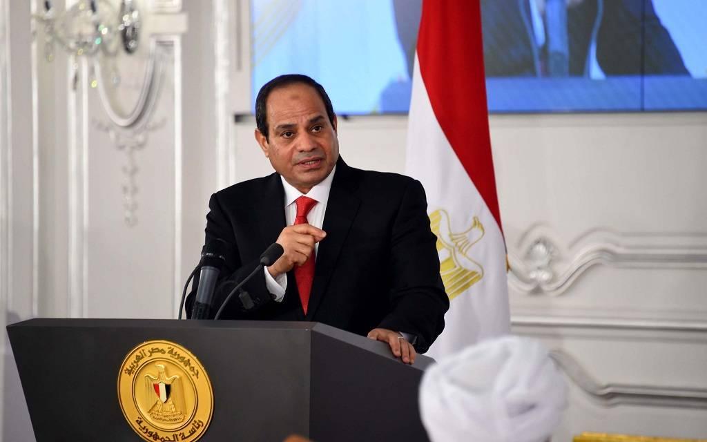 الرئيس عبد الفتاح السيسى - السيسي