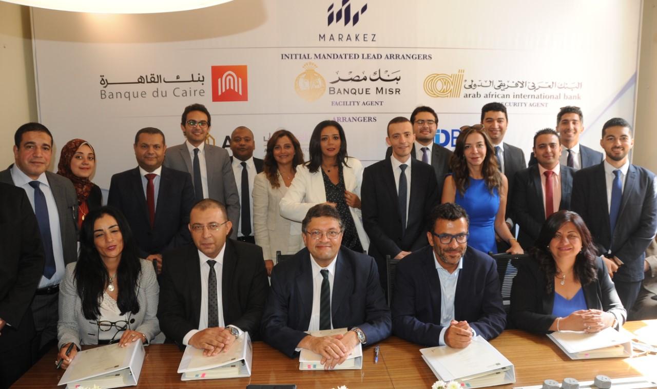 بنك مصر يقود تحالف مصرفى لترتيب تمويل بـ 1 5 مليار جنيه لمشروع مول
