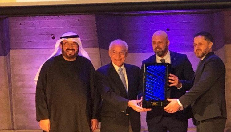 مصر الخير تتسلم جائزة المستثمر العربي