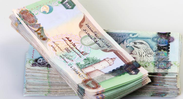 سعر الدرهم الاماراتي