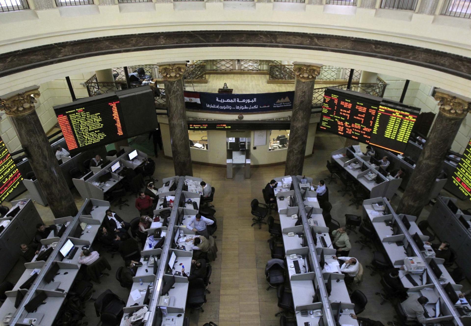 البورصة المصرية تكسر موجة التراجعات وترتفع 5% بفضل المحفزات الحكومية الطارئة