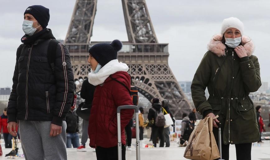 فرنسا تسجل 13 حالة وفاة جديدة بفيروس كورونا - أموال الغد