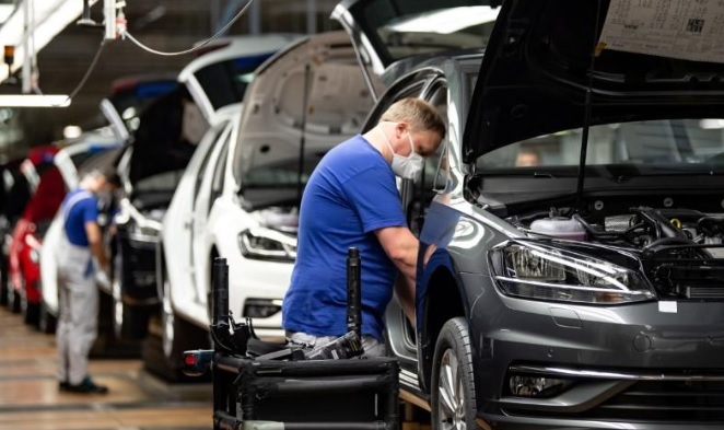 مصانع ألمانيا